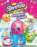 Supermarket Surprises Sticker Activity Book (Shopkins) 9780545905008