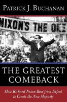 The Greatest Comeback 9780553418637