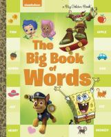 The Big Book of Words (Nickelodeon) 9780553508772