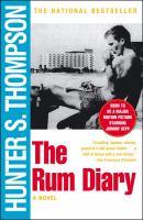 The Rum Diary 9780684856476