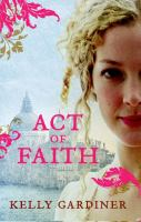 Act of Faith 9780732292805