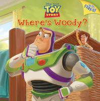 Where's Woody? (Toy Story) 9780736428507