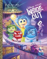 Inside Out Big Golden Book (Disney/Pixar Inside Out) 9780736433136
