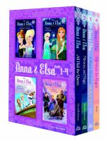 Anna and Elsa: Books 1-4 (Disney Frozen) 9780736434591