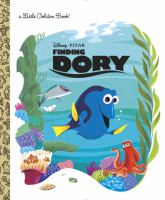 Finding Dory 9780736435116