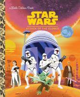 Star Wars: Attack of the Clones (Star Wars) (Little Golden Book) 9780736435468