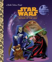 Star Wars: Return of the Jedi (Little Golden Book) 9780736435482