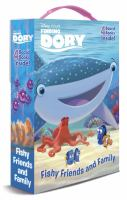 Fishy Friends and Family (Finding Dory) 9780736435536