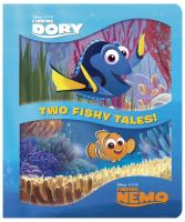 Two Fishy Tales (Finding Dory) 9780736435581
