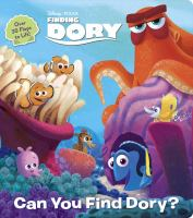 Finding Dory Lift-the-Flap Board Book (Disney/Pixar Finding Dory) 9780736435611