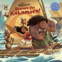 Beware the Kakamora! (Disney Moana) 9780736436014