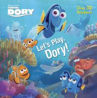 Let's Play, Dory! (Finding Dory) 9780736437080