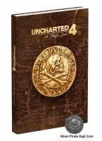 Uncharted 4: A Thief's End (Collector's Edition, Strategy Guide) 9780744016628