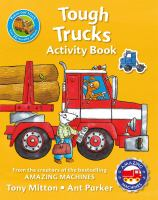 Amazing Machines Tough Trucks Activity Book 9780753472545