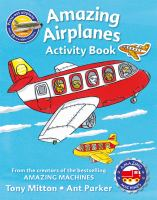 Amazing Machines Amazing Airplanes Activity book 9780753472552