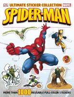 Ultimate Sticker Collection (Spider-Man) 9780756690908