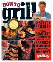 How to Grill 9780761120148