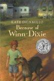 Because Of Winn-Dixie 9780763644321