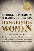 Dangerous Women 9780765332073