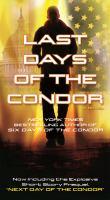 Last Days of the Condor 9780765378415