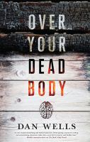 Over Your Dead Body 9780765380685