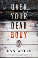 Over Your Dead Body (John Cleaver) 9780765380692