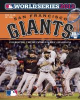 Year of the San Francisco Giants 9780771057298
