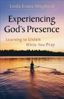 Experiencing God's Presence 9780800722142