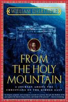 From the Holy Mountain 9780805061772