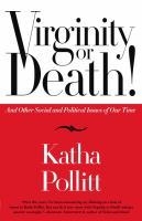 Virginity or Death! 9780812976380