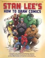 Stan Lee's How to Draw Comics 9780823000838