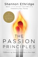 The Passion Principles 9780849964473