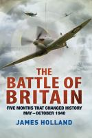 The Battle of Britain 9781250002150