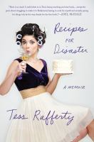 Recipes for Disaster 9781250011435