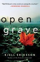 Open Grave 9781250025494