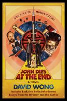 John Dies at the End 9781250035950