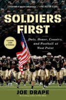 Soldiers First 9781250037343