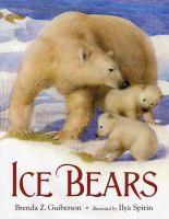 Ice Bears 9781250040619