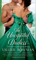 The Unexpected Duchess 9781250042071
