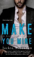 Make You Mine 9781250051776