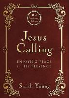 Jesus Calling (10th Anniversary Edition) 9781400324293