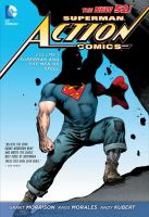 Superman and the Men of Steel (Superman Action Comics, The New 52! Volume 1) 9781401235468