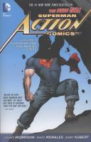 Superman - Action Comics Vol. 1: Superman and the Men of Steel (The New 52) 9781401235475