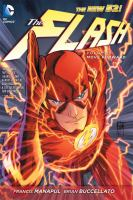 Move Forword (The Flash, The New 52! Volume 1) 9781401235536