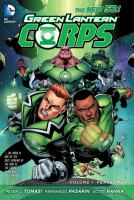 Fearsome (Green Lantern Corps: The New 52! Volume 1) 9781401237028
