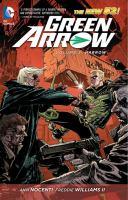 Harrow (Green Arrow, The New 52! Volume 3) 9781401244057