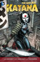 Soul Taker (Katana, The New 52! Volume 1) 9781401244118