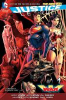Trinity War (Justice League: The New 52!) 9781401245191