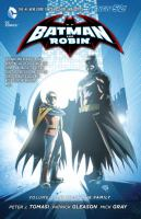 Death of the Family (Batman and Robin, The New 52! Volume 3) 9781401246174