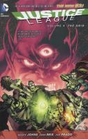 Justice League Vol. 4: The Grid (The New 52) 9781401247171